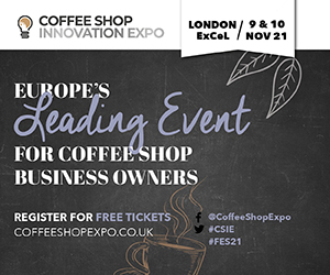 Coffee Shop Innovation Expo